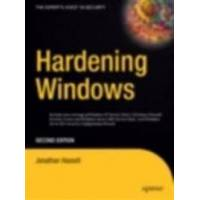 Hassell, Jonathan Hardening Windows (1430200839)
