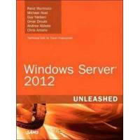 Morimoto, Rand Windows Server 2012 Unleashed (0133115992)