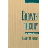 Solow, Robert M. Growth Theory (0195109031)