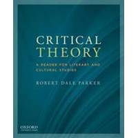 Parker, Robert Dale Critical Theory (0199797773)