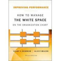 Rummler, Geary A. Improving Performance: How to Manage the White Space on the Organization Chart (1118143701)