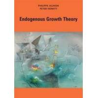 Aghion, Philippe Endogenous Growth Theory (0262528460)