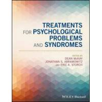 McKay, Dean Treatments for Psychological Problems and Syndromes (1118877004)