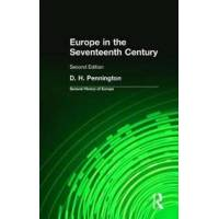 Pennington, D. H. Europe in the Seventeenth Century (0582493889)
