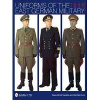 Keubke, Klaus-ulrich Uniforms of the East German Military 1949-1990 (0764343564)
