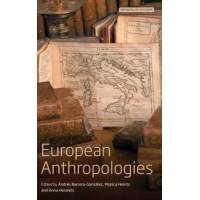 Barrera-gonzález, Andrés (EDT) European Anthropologies (178533607X)