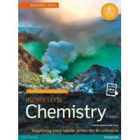 Brown, Catrin Pearson Baccalaureate Chemistry Higher Level 2nd edition print and online edition for the IB Diploma (1447959752)