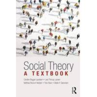 Laustsen, Carsten Bagge Social Theory (1138999954)