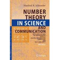 Schroeder, Manfred Number Theory in Science and Communication (3540852972)