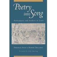 Stein, Deborah Poetry into Song (0199754306)