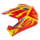 Troy Lee Designs SE3 Cyclops Helmet Żółty XL (61/62)