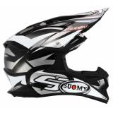 Suomy Alpha Bike Motocross kask Szary XS (53/54)