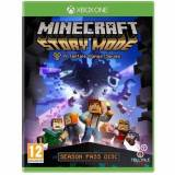 TECHLAND Gra XBOX ONE Minecraft: Story Mode - The Complete Adventure + DARMOWY TRANSPORT!