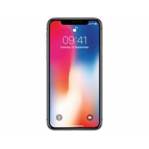 Apple Smartphone APPLE iPhone X 64GB Cinzento sideral