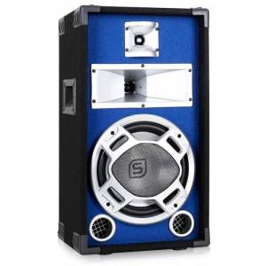 Blue LED Altifalante Passivo 25cm Subwoofer 400W Azul