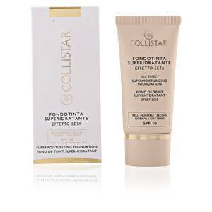 Collistar SILK EFFECT supermoisturizing foundation #03-peach