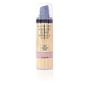 Max Factor AGELESS ELIXIR MIRACLE 2IN1 foundation+serum #50-natural