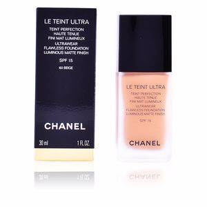 Chanel LE TEINT ULTRA teint perfection haute tenue #60-beige