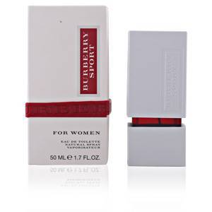 BURBERRY SPORT FOR HER eau de toilette vaporizador 50 ml