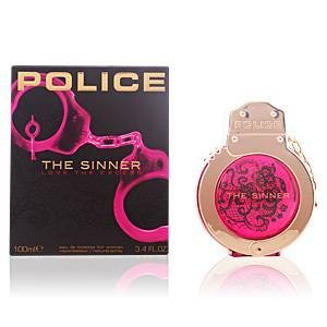 Police THE SINNER FOR WOMAN eau de toilette vaporizador 100 ml