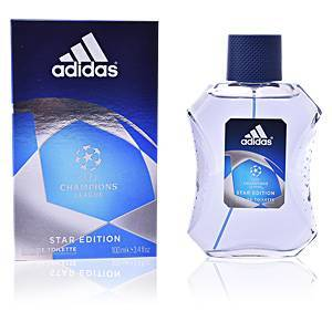 Adidas UEFA CHAMPIONS LEAGUE Star Edition eau de toilette vaporizador 100 ml