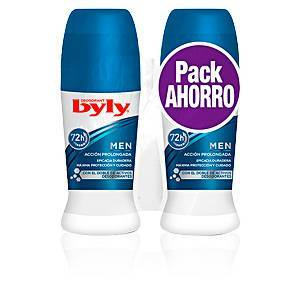 Byly FOR MEN desodorante ROLL-ON lote