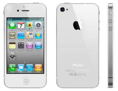 Apple iPhone 4S 16GB Vit