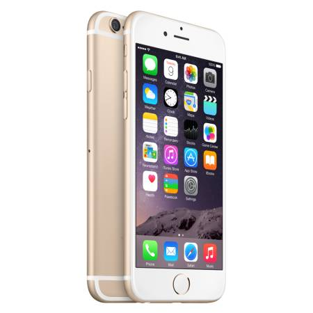 Apple iPhone 6 16GB Vit/Guld Utan TouchID