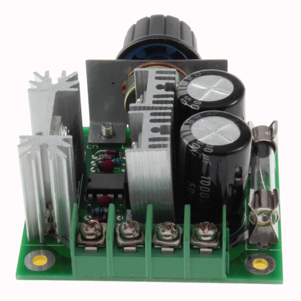 Width Modulation 12V-40V 10A Pulse PWM DC Motor Speed Control Switch New dropshipping