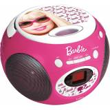 Barbie Boombox CD-spelare