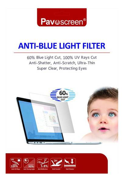"""Unbranded Anti blue light filter screen for macbook air (11.6"""")"""