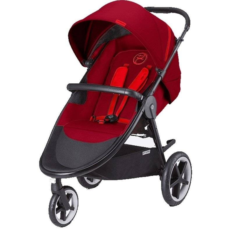 CybexEternis M3 Stroller Hot & Spicy