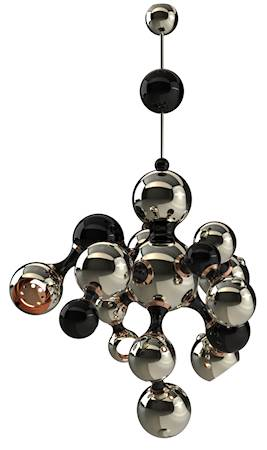 Delightfull Atomic takpendel - Nickel lacquered