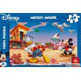 Disney Trefl: Disney - Mickey Mouse - Learning to Swim (100)