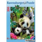 Panda Ravensburger: Lovely Panda (300)