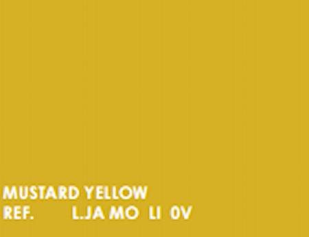 Mathy By Bols Volute byrå – Mustard yellow, 7 lådor