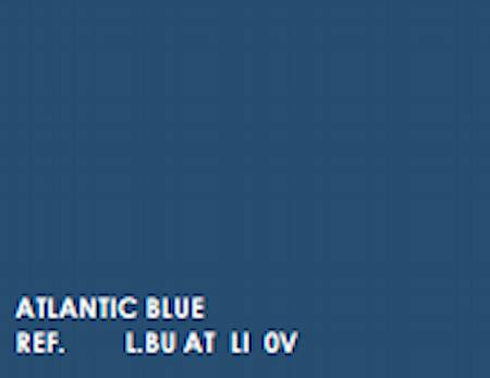 Mathy By Bols Volute byrå – Atlantic blue, 7 lådor