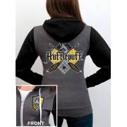 Harry Potter - Hufflepuff Hooded Zip Sweater