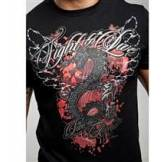 Fightline Carvalho Design Tee 1