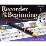 Music Sales Recorder From The Beginning - Pupil`s Book 1 med CD