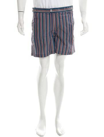 Solid & Striped The Kennedy Swim Shorts w/ Tags