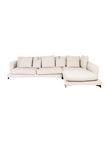 Furniture Camerich Lazy Time Sectional Sofa