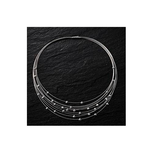 Diamond Cable Collier Necklace