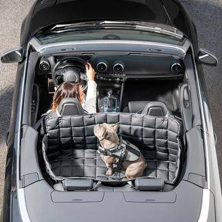 95°C Washable Car Dog Cover, S - Rear seat 2 doors/convertible