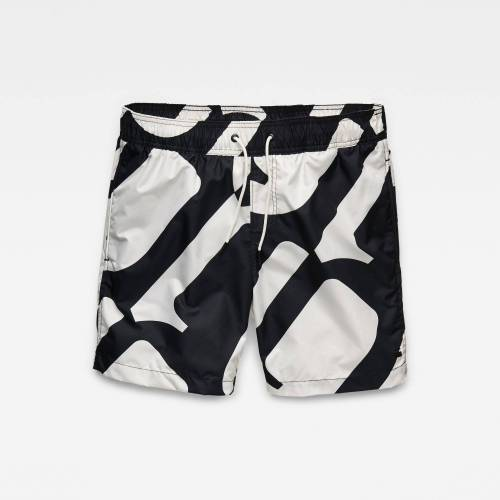 G-Star RAW Dirik Pattern Swimshorts