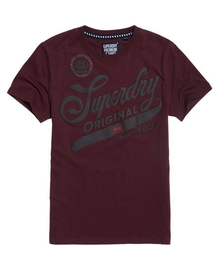 Superdry Quality And Detail T-shirt