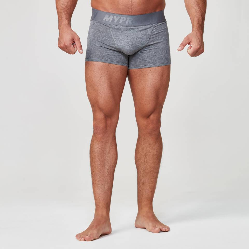 Myprotein Sport Boxers - XXL - Charcoal/Charcoal
