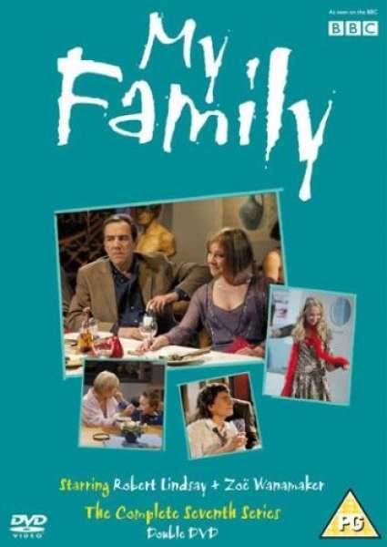 My Family - The Complete 7th Series