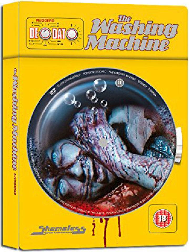 The Washing Machine - Limited Edition Metal Tin