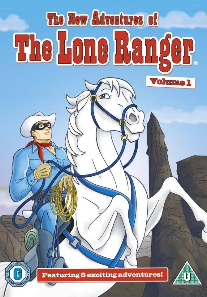 Universal Pictures The New Adventures of the Lone Ranger - Series 1